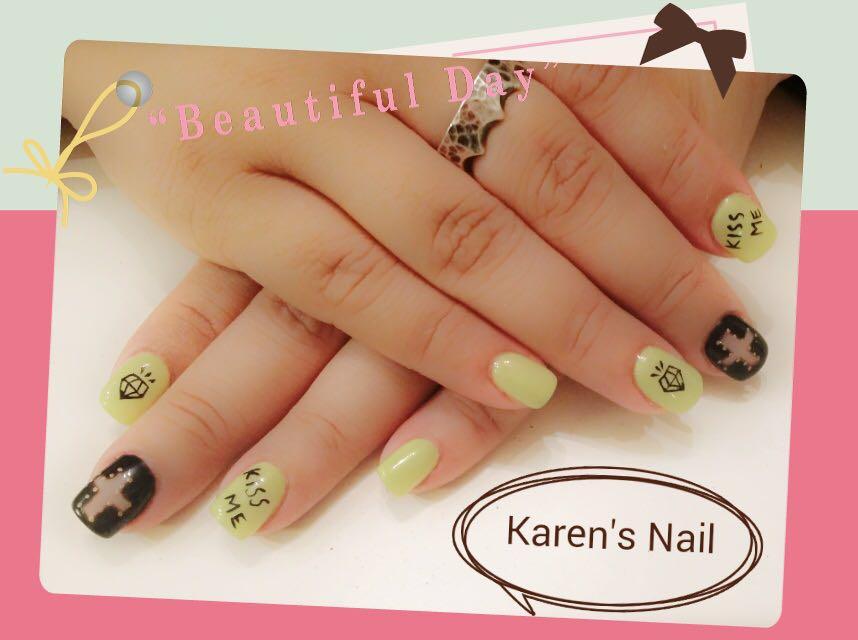 Beaut1 Karen's Nail,nail,finger,hand,nail care,manicure