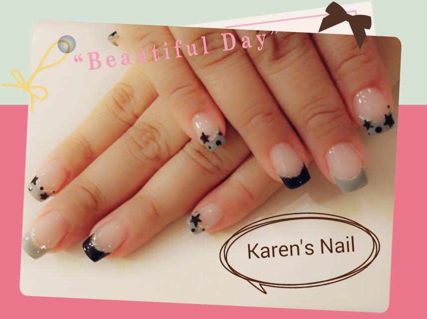 a. s B ea Karen's Nail,finger,nail,hand,nail care,manicure
