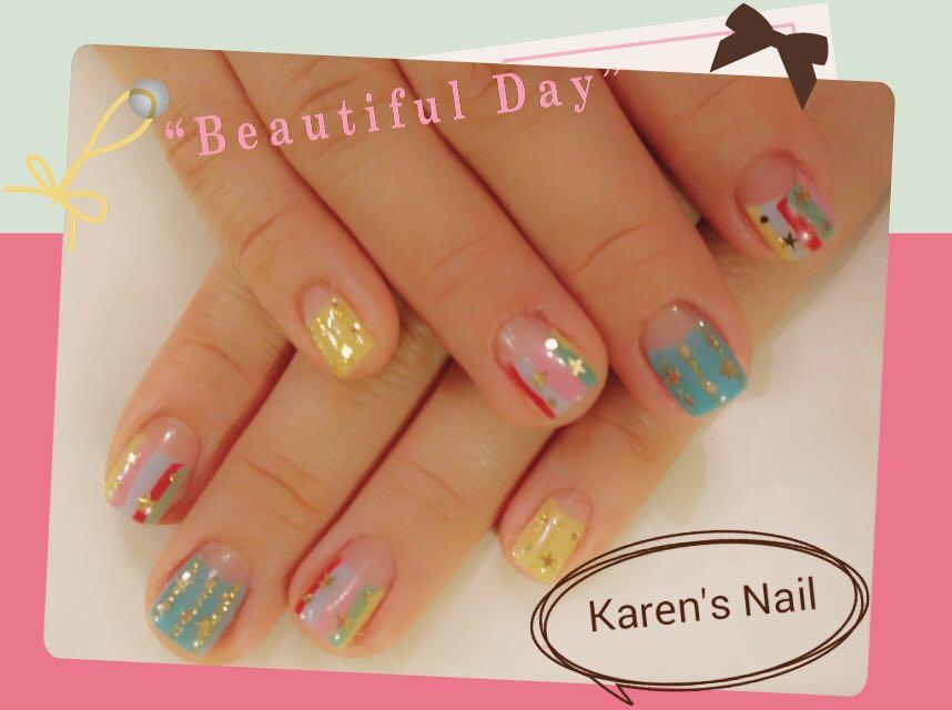 eautif Karen's Nail,nail,finger,hand,nail care,manicure