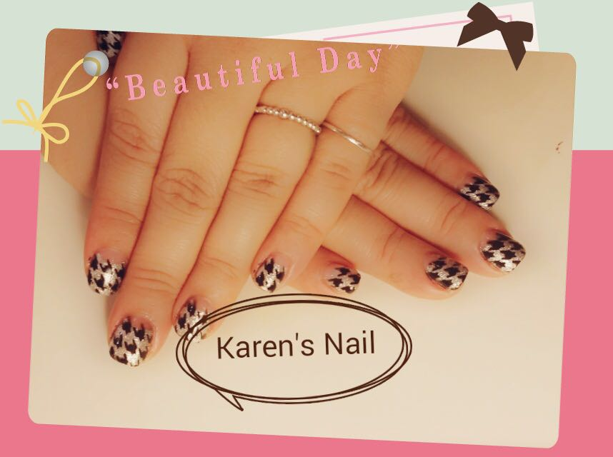 """Beautiful Day Karen's Nail,finger,nail,hand,manicure,nail care"