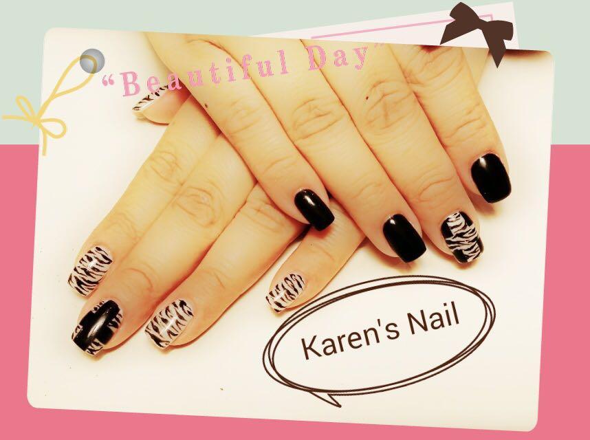 0 0 Karen's Nail,nail,finger,hand,manicure,nail care