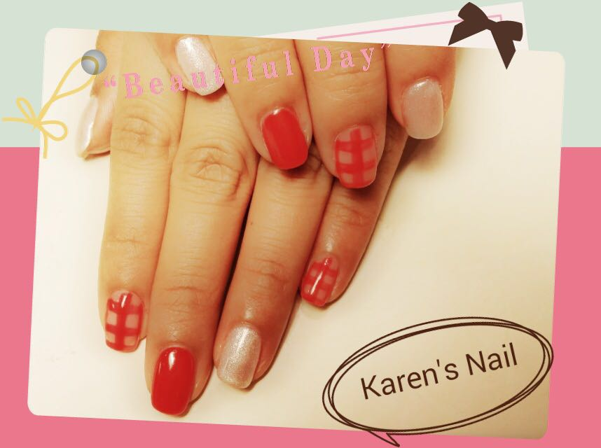 iful Day Karen's Nail,nail,finger,hand,nail care,manicure