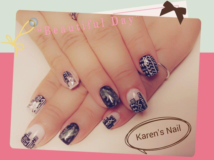 Karen's Nail,nail,finger,nail care,hand,manicure