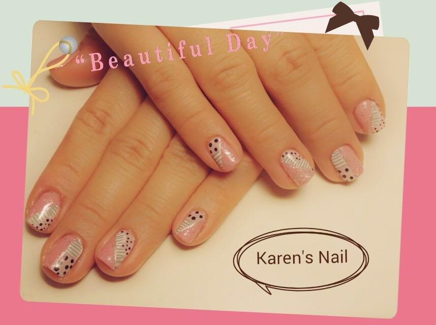 """Beautiful Day Karen's Nail,nail,finger,hand,manicure,nail care"