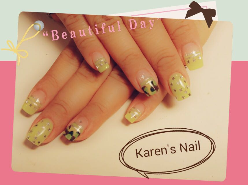 """""""Be a utiful Da Karen's Nail,nail,finger,hand,nail care,manicure"""