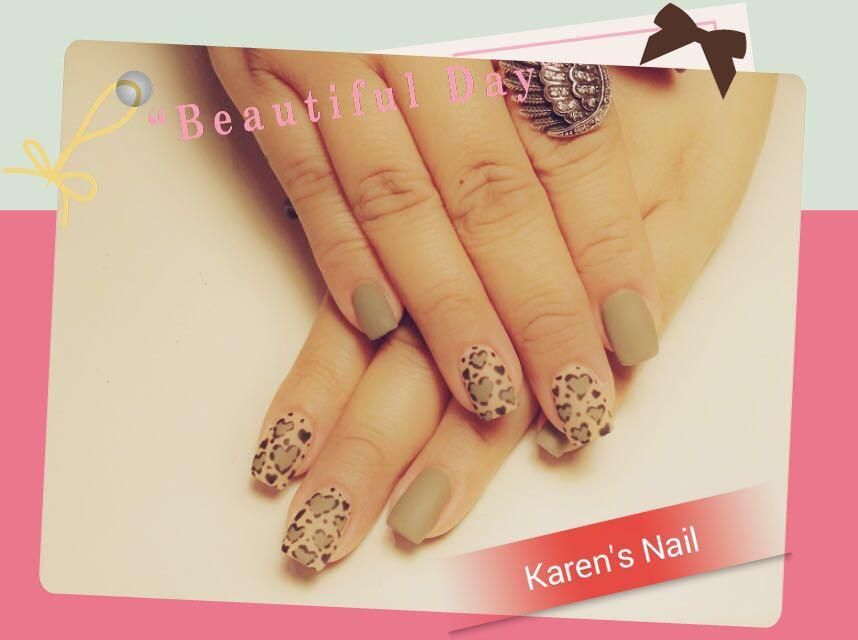 Karen's Nail,nail,finger,hand,nail care,manicure