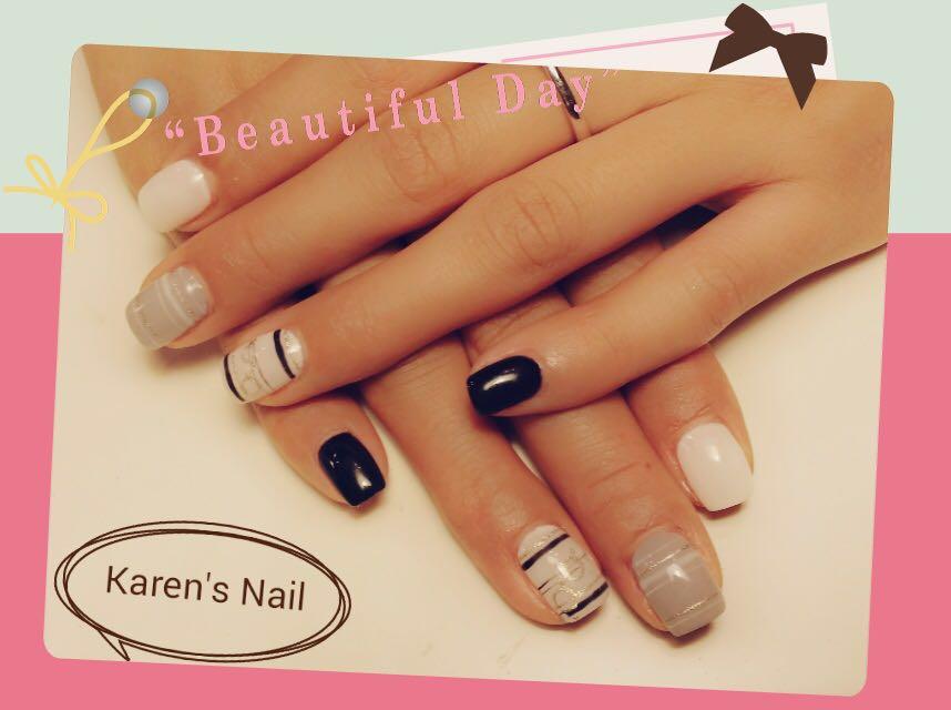 Beautiful Da Karen's Nail,nail,finger,nail care,hand,manicure