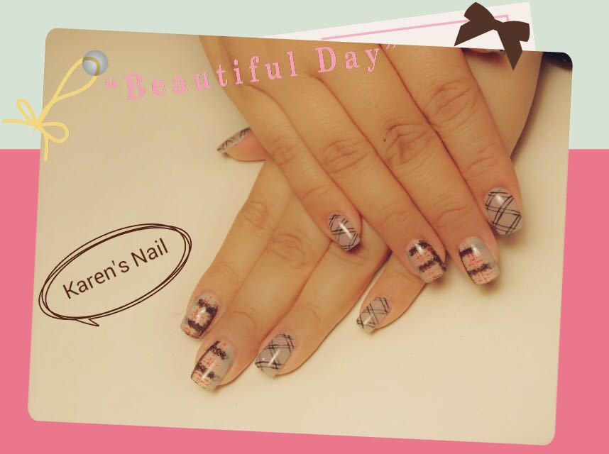 tiful Dav Karen's Nail,nail,finger,hand,manicure,nail care