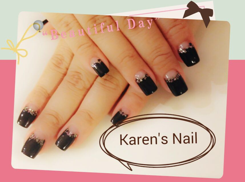itul Day Karen's Nail,nail,finger,hand,manicure,nail care