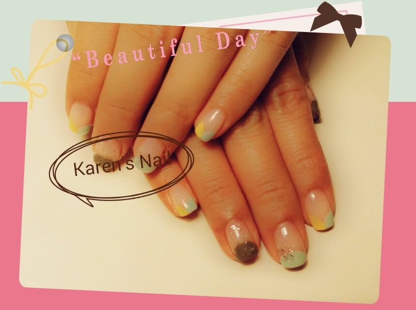 Beautiful D Karens N,finger,nail,hand,manicure,nail care