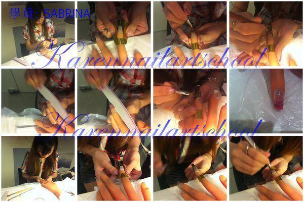 學員: SABRINA,finger,hand,collage,girl,
