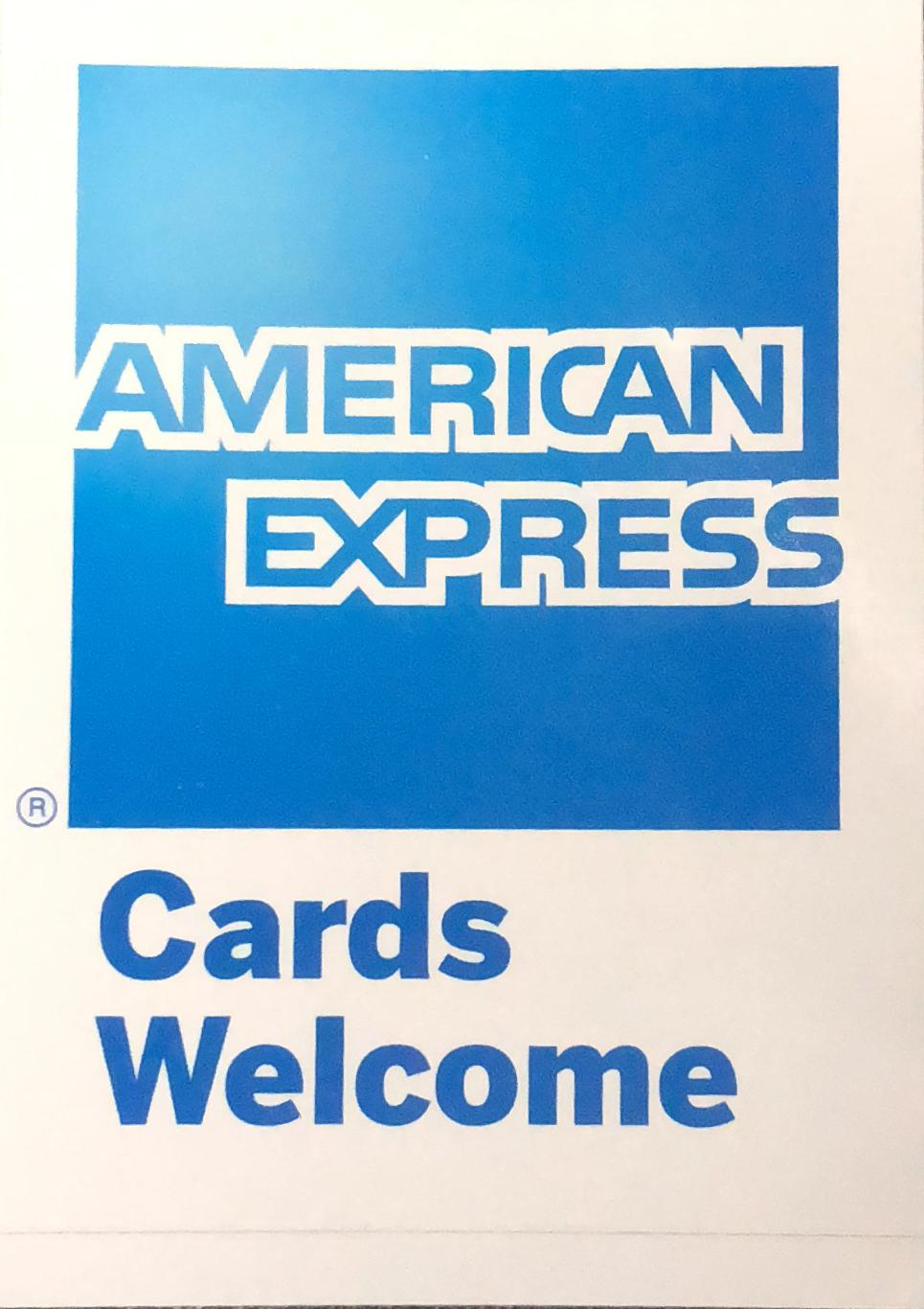 AMERICAN EXPRESS Cards Welcome,text,font,area,line,product