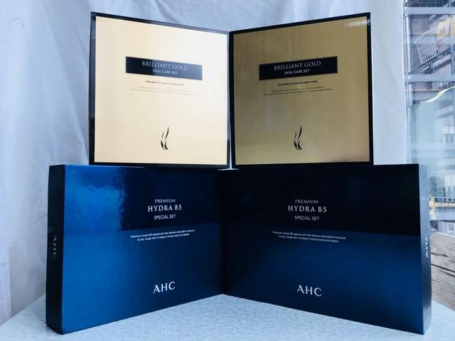 BRILLIANT GOL BRILLIANT GOLD CARE TI PREMIUM HYDRA BS SPECIAL SET HYDRA BS SPECIAL SET AHC AHC,product,product,