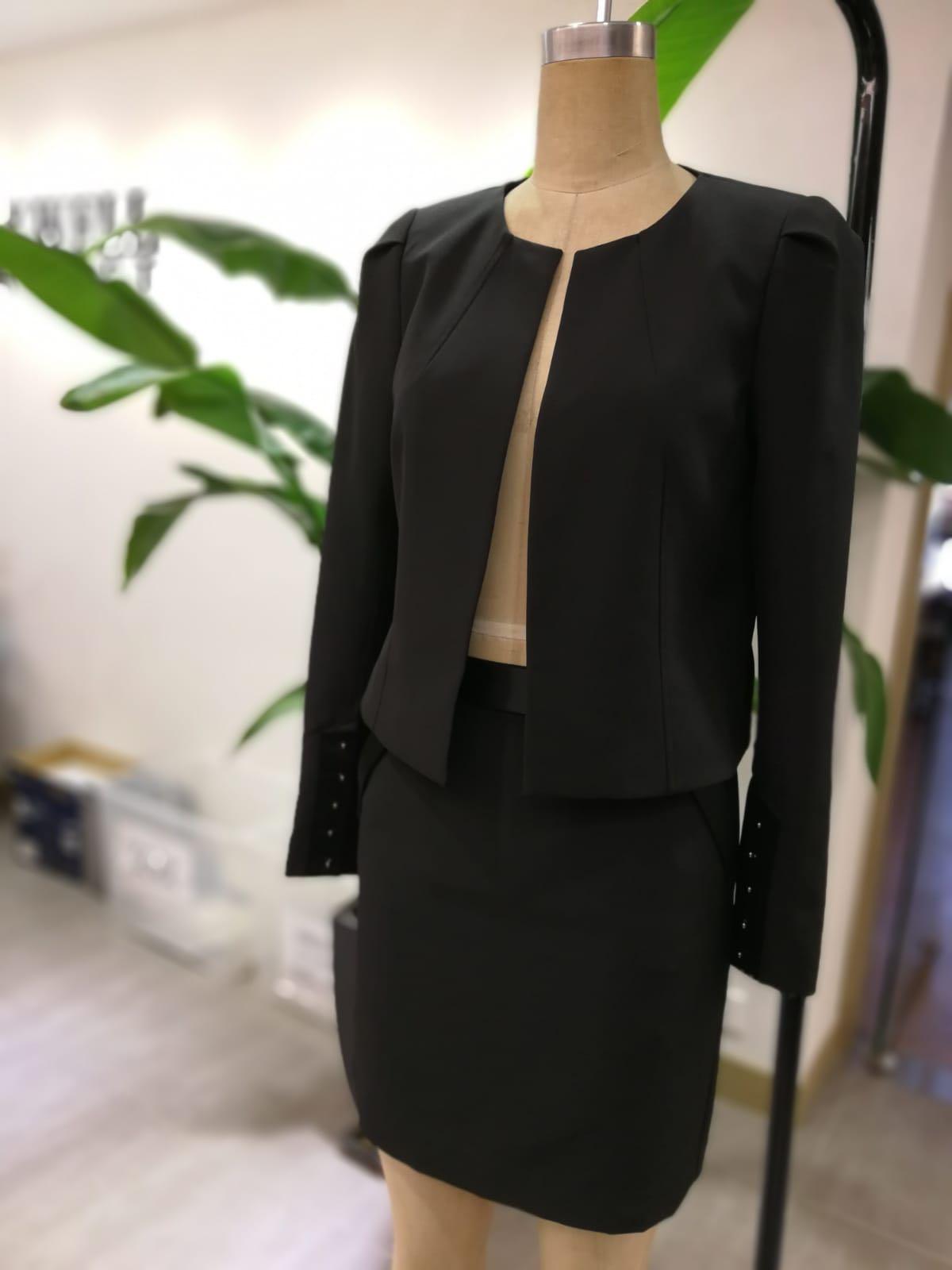 clothing,black,formal wear,dress,blazer
