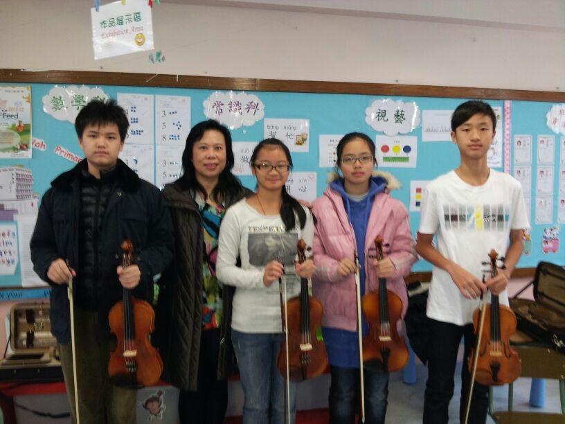 作品展示區 E常識科 : 視藝 8はtt,social group,musical instrument,musician,