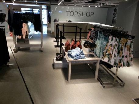 TOPSHOP,Boutique,Fashion,Design,Building,Floor