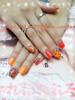 oo CO,nail,finger,hand,orange,nail care