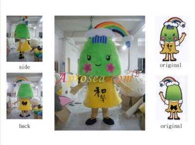 :0111 side original oseae back original,Toy,Cartoon,Mascot,