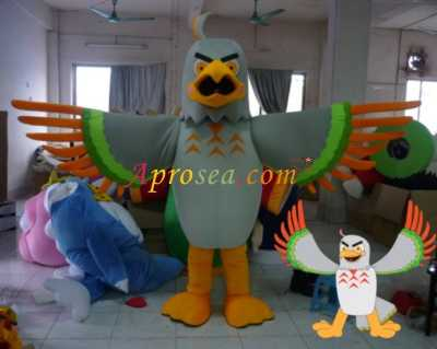 osea cO,Mascot,Costume,Games,Flightless bird,