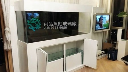 尚品魚缸玻璃廠 大根: 9758 5626,furniture,multimedia,television,electronics,shelving