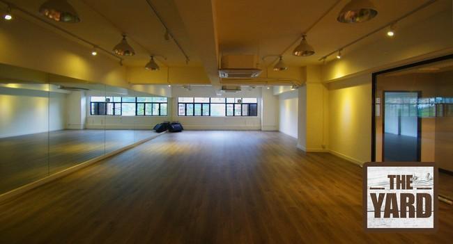 THE YARD,property,floor,flooring,ceiling,function hall