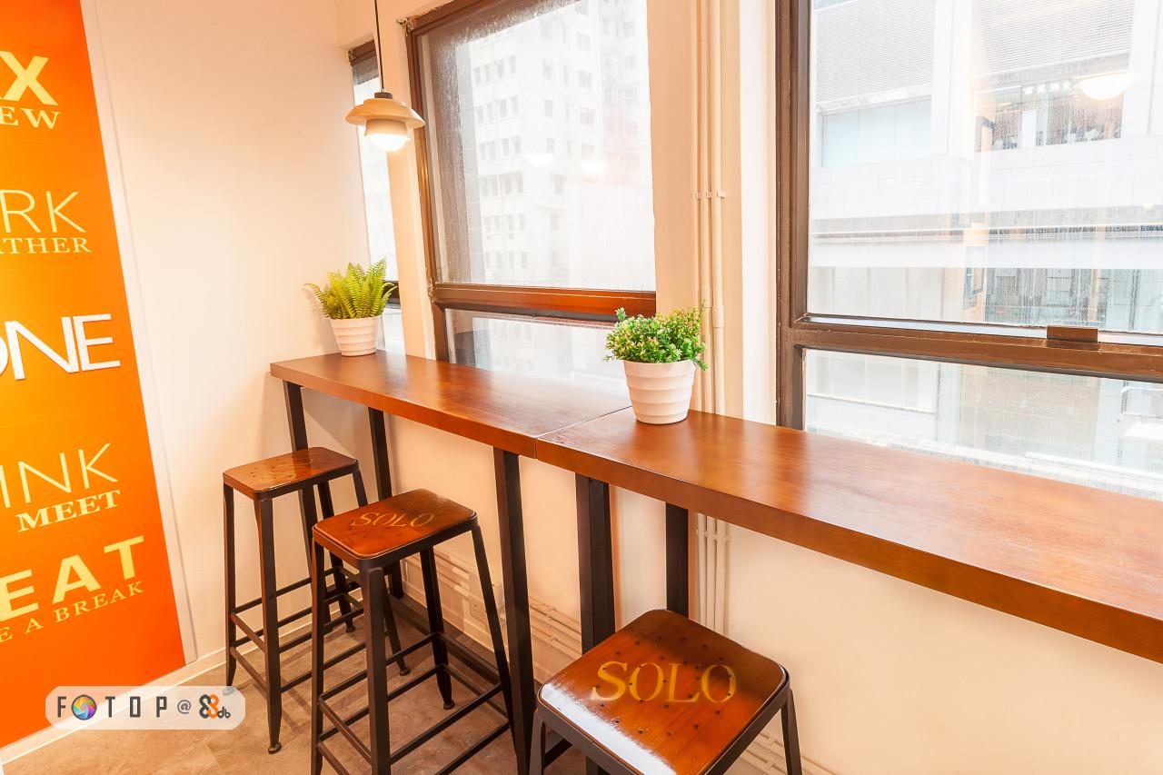 EW RK NE NK THER MEET EAT E A BREAK SOLO,room,table,furniture,interior design,real estate