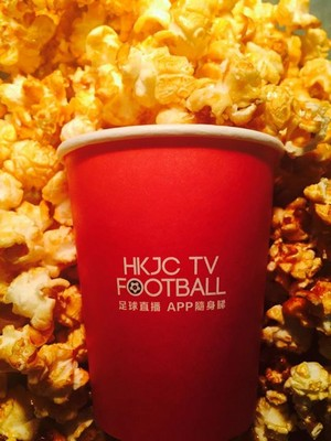 HKJC TV FOOTBALL 足球直播APP隨身睇,popcorn,kettle corn,snack,