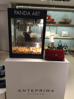 PANDA ART ANTEPRIM A,display case,kitchen appliance