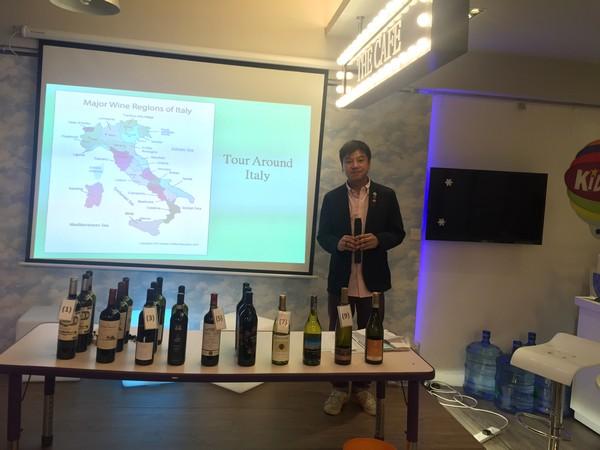 Major Wine Regions of Italy Tour Around Italy KiL (2,communication,seminar,