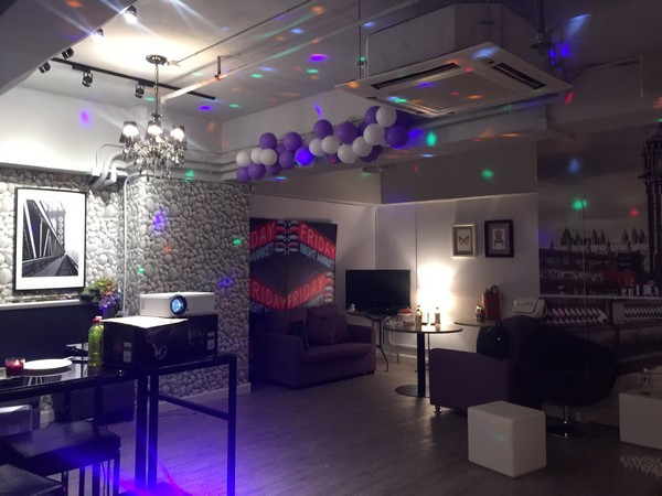 purple,entertainment,interior design,room,function hall
