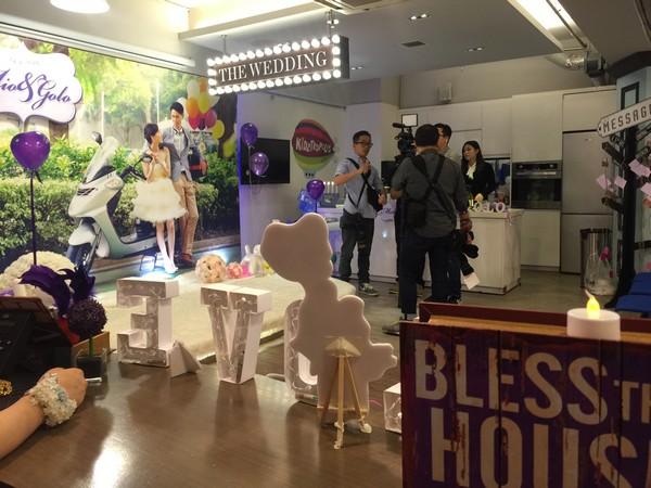 THE WEDDING MESSAG BLESST,interior design,