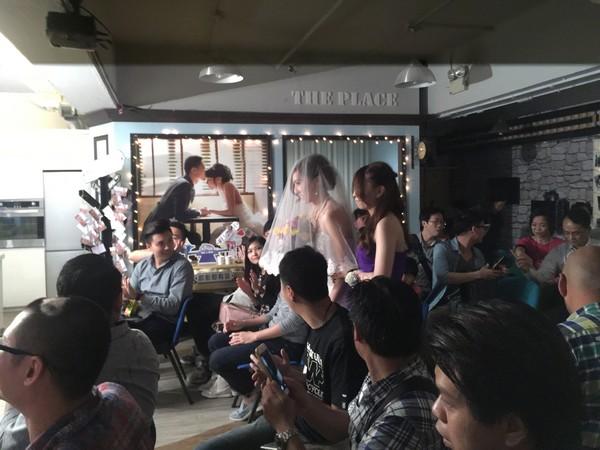 crowd,