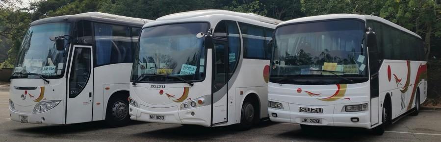 ISUZU JK,bus,transport,motor vehicle,mode of transport,tour bus service