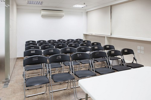 room,classroom,conference hall,furniture,table