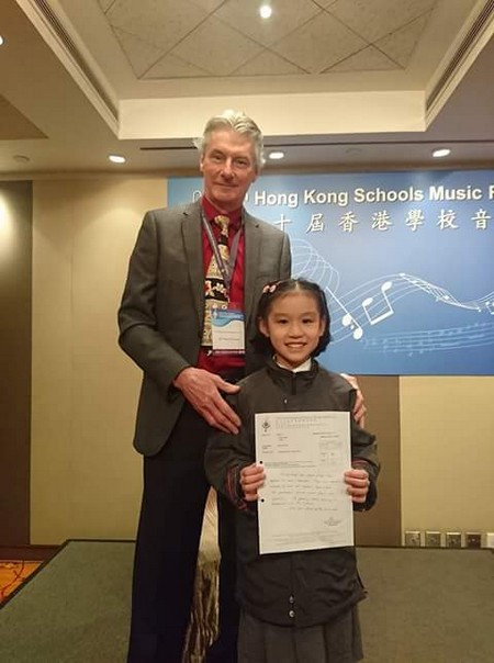 Hong Kong Schools Music f 屆香港學校音,award,public speaking,
