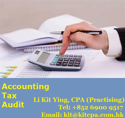 Accounting Tax Audit Li Kit Ying, CPA (Practising) Tel: +852 6900 9517 Emaill: kit@kitcpa.com.hk,Product,Office equipment,Text,Desk,Technology