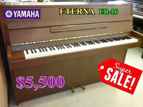 YAMAHA ETERNA ER-10 S5,500,musical instrument,piano,keyboard,digital piano,electric piano
