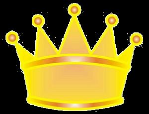 Crown,Yellow,Clip art,Illustration,