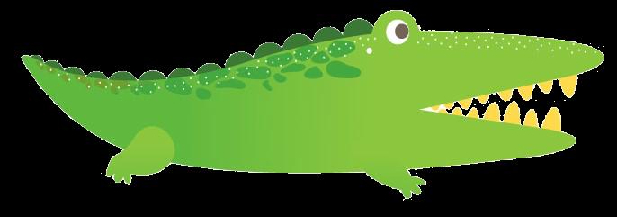 green,fauna,reptile,crocodilia,fish