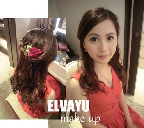 ELVAYU make-v,hair,human hair color,hairstyle,fashion accessory,hair coloring