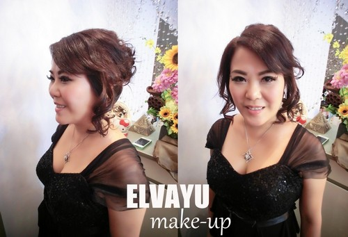 ELVAYU make-up,hair,human hair color,beauty,hairstyle,lady