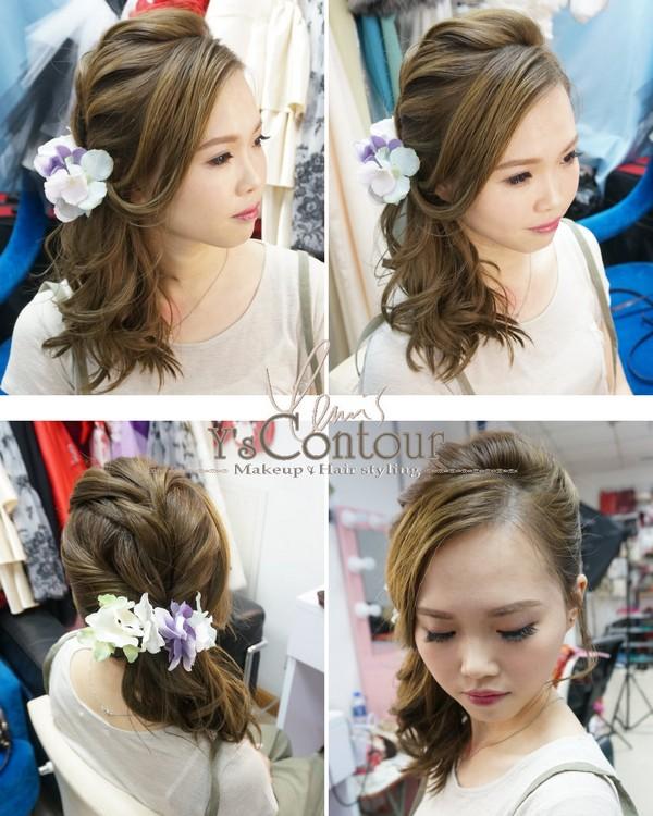 Makeup Hair styliag,hair,hairstyle,hair accessory,fashion accessory,headpiece