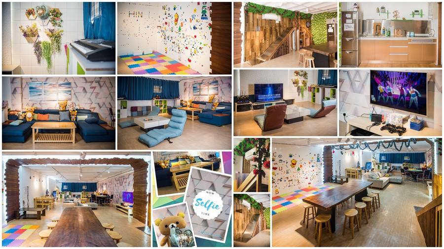 Di IHJ Selfie,room,interior design,home,living room,collage