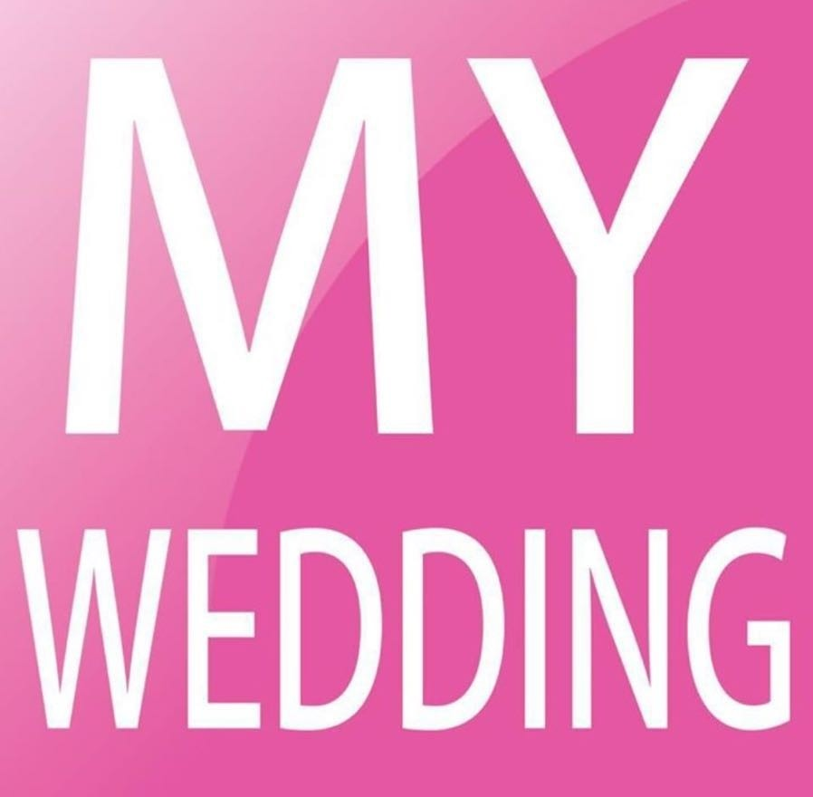 MY WEDDING,pink,text,font,product,magenta