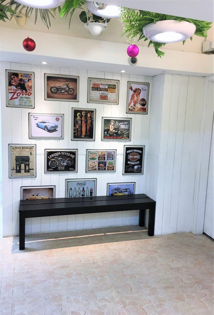 Yes INDA DANE HELL! LA PETITE REPUBLIQUE NE,furniture,shelving,wall,interior design,table