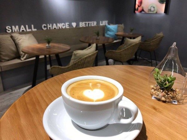 SMALL CHANGEBETTER,coffee,café,coffee cup,espresso,coffeehouse