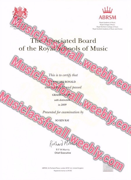 ABRSM Musiclassfor ols of Music forall.weebly.co ciated Board Th of the Roy Mu siclassforall.weeb This is to certify that ιμυ RONALD nd passed T4 GRAD aith distinct usiclass in 2009 Presented for examination by forall.w SO KİN KAI eebly.com Rithan RFM Morris Chief Executive,text,pink,font,line,