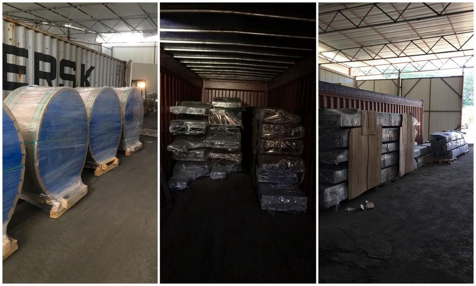 HSK et,warehouse