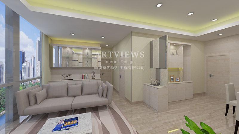 Interior Design 室内設計工程有限公司,Property,Interior design,Living room,Room,Ceiling