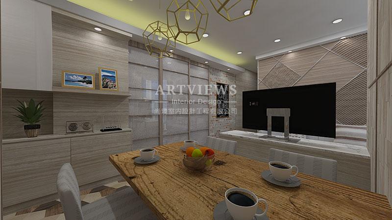 TVIE nterior Desi 内設計並關位A司,Interior design,Room,Living room,Property,Building